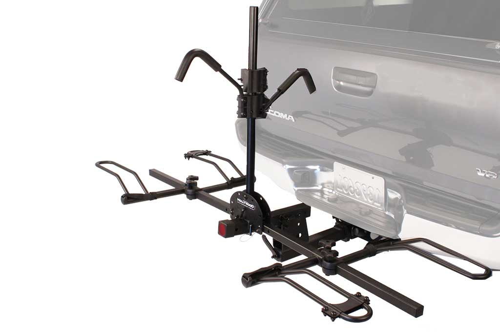 RECUMBENT HITCH RACK