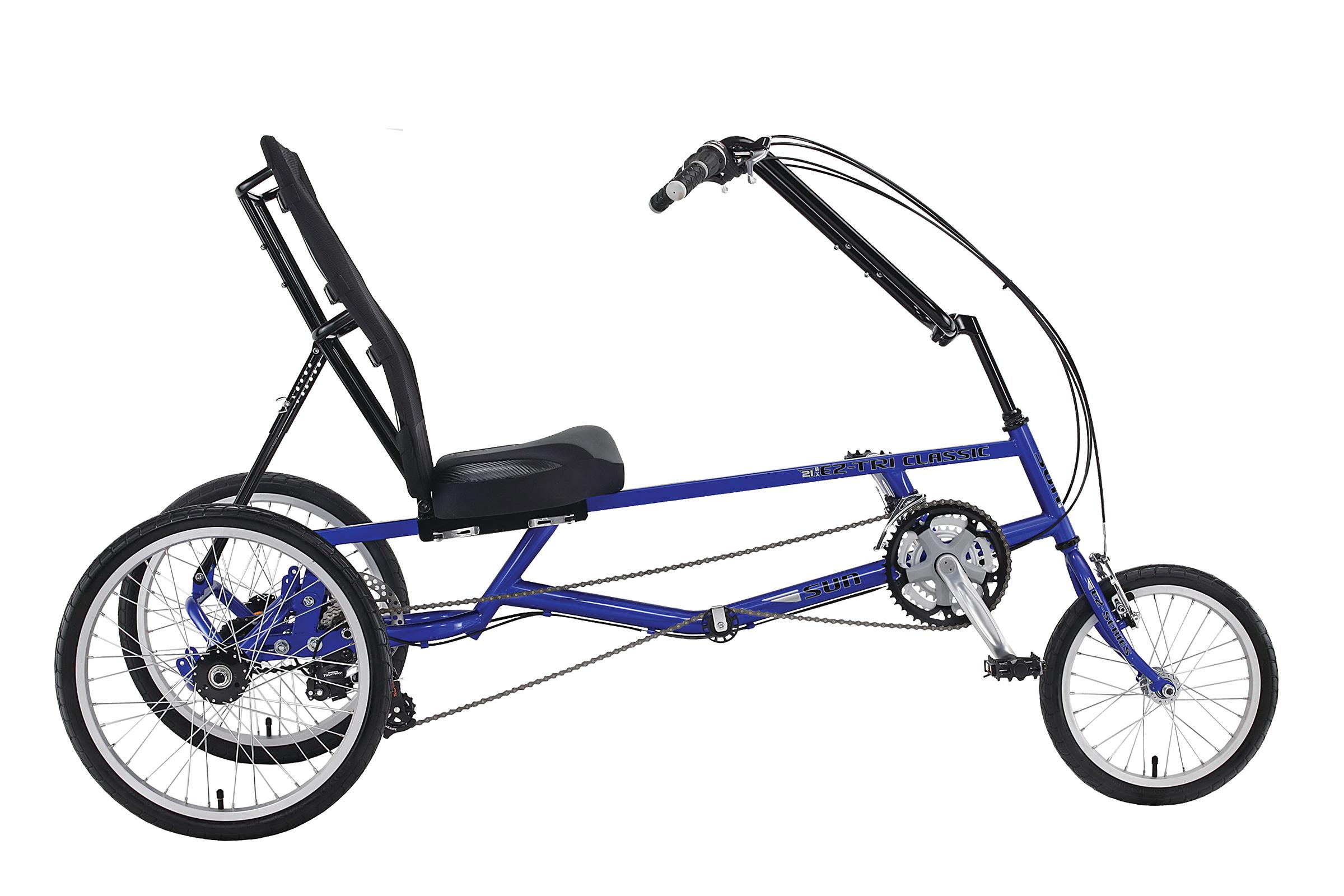 EZ-TRI CLASSIC SX Blue