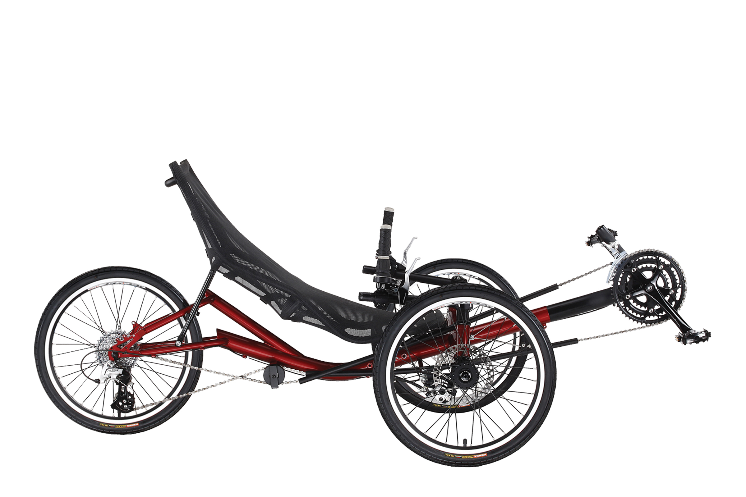 T3-CX-68850-red-side-Sun-Seeker-Recumbent-Trike